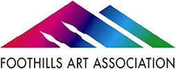 Foothills Art Association logo